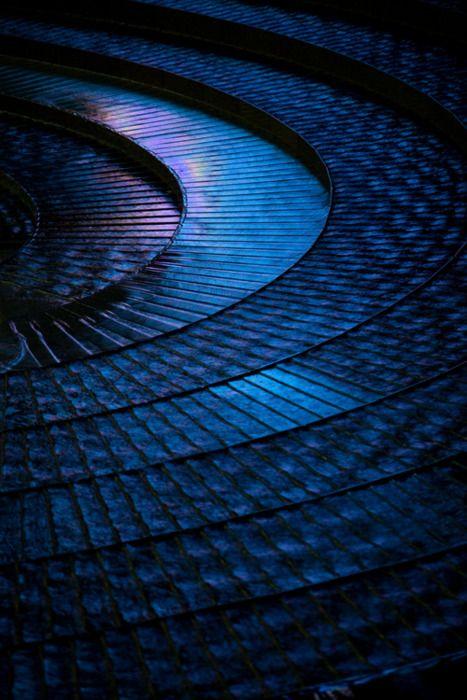 .: Blue Paths, True Blue, Blue Tile, Indigo Blue, Blue Azul Blár 青, Blue Curves, Blue Tinted, Navy Blue, Feelings Blue
