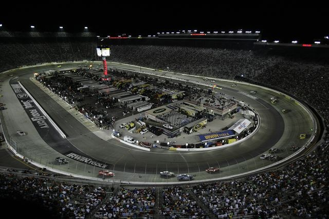 Photo Highlights | Experience | Bristol Motor Speedway | August 2011 - Under The Lights