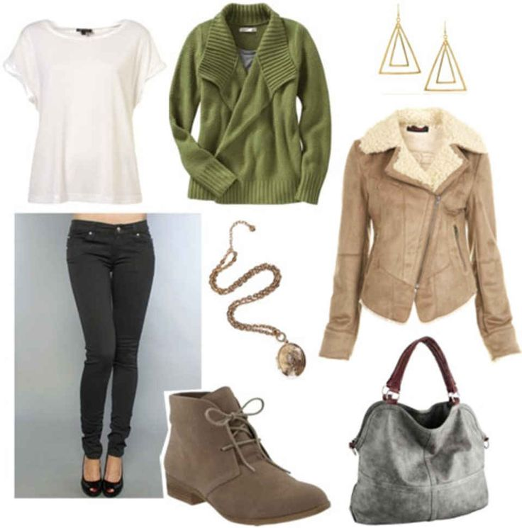 What to Wear to Class: 3 Cute Cold Weather Looks for Fall/Spring