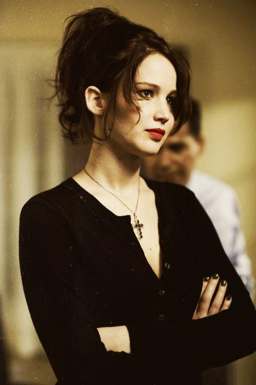 Jennifer Lawrence as Tiffany in Silver Linings Playbook