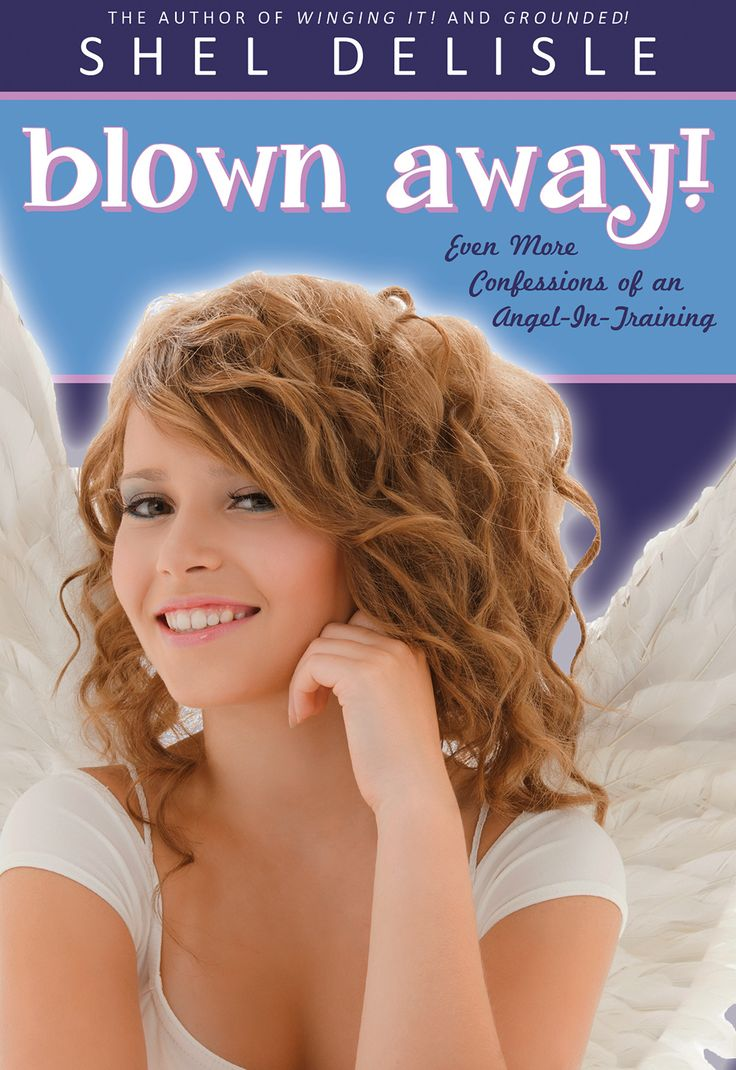 Coming very soon!  The third book in the Angel in Training series.