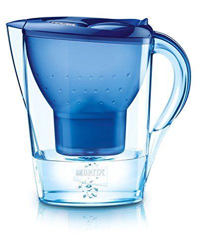Brita Wasserfilter Marella Cool Blau Amazon De Kuche Haushalt