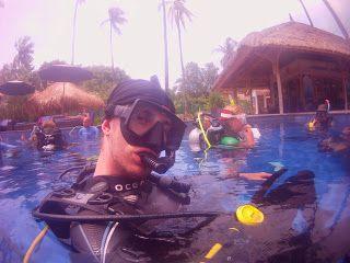PADI IDC Asia | Dive Resort Oceans 5 Gili Islands | IDC Gili Islands: Josh Page PADI IDC Gili Air Testimonial