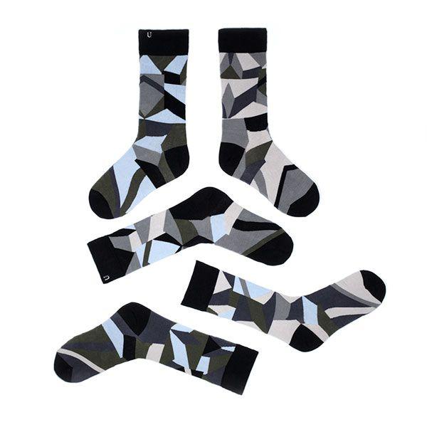 U R U Design - Paris 5x1 SOLO SOCKS | ENIITO