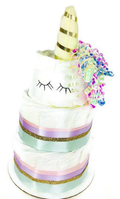 Unicorn centerpieces whimsical baby shower centerpieces
