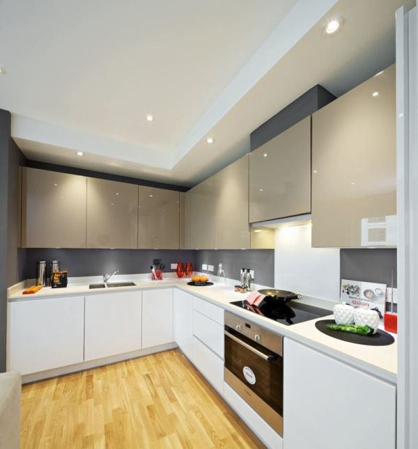 3 bedroom flat in Hackney in the Olympic East Park. Hailed as the new Canary Wharf, but reasonably priced!