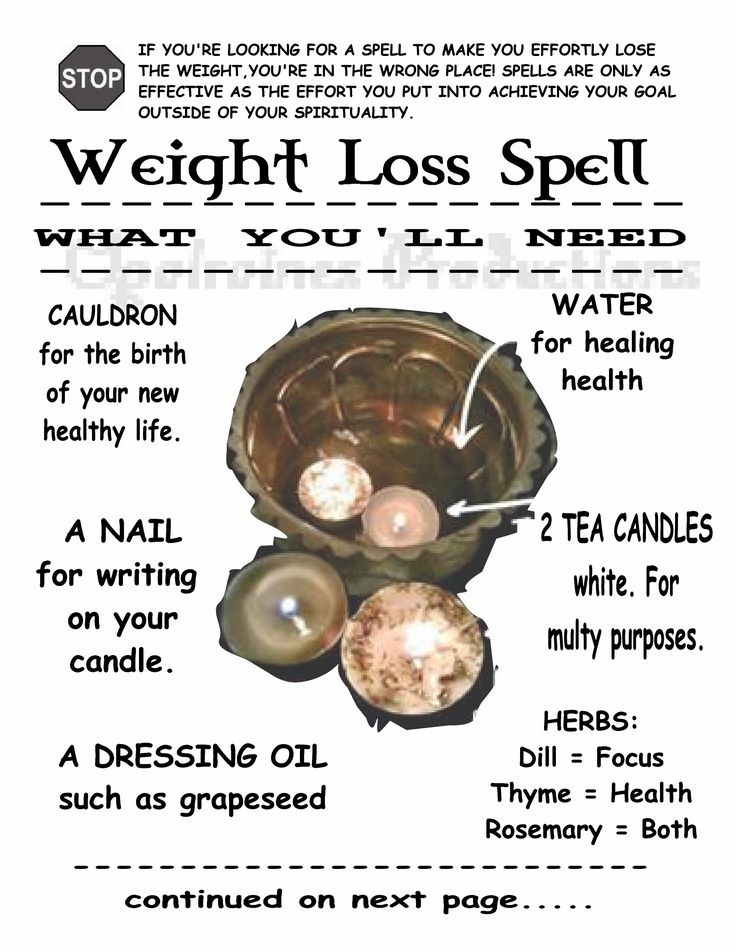 Witchcraft weight loss potion image 4