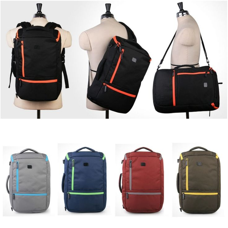 17.3 Laptop Tablet Bag Backpack Rucksack Bookbag, WineTablet Bags