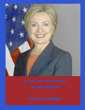 Need a quick Friday(or day before a vacation activity)? Teaching American History?Wish to to practice oral reading fluency in Language Arts and want a biographical play? Try this play on Hillary Clinton.Grades 4 and up. Comprehension questions,discussion questions and activities as well as links for more information are also included: http://www.teacherspayteachers.com/Product/Hillary-Clinton-Biographical-PlayTo-Tell-the-Truth-Play-613549$3.00