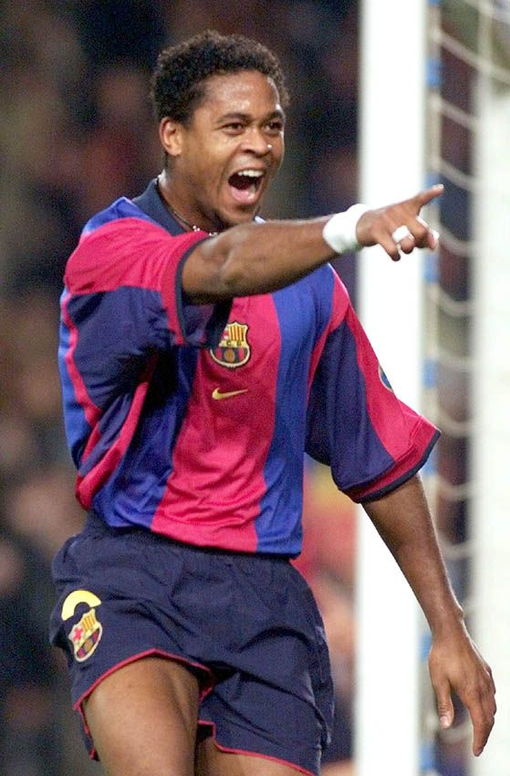 History: Patrick Kluivert