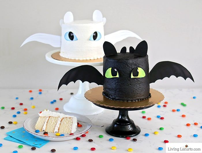 Enjoyable How To Train Your Dragon White Cake Recipe With Images Personalised Birthday Cards Veneteletsinfo