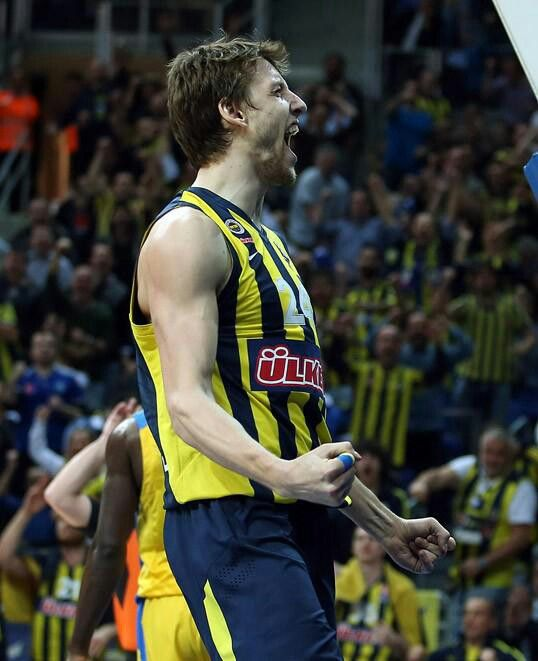 Jan Vesely #MonkeyMan #FenerbahçeÜlker # Euroleague