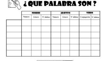 PASA PALABRA (para Primaria, tercer ciclo) - Actividades Lúdicas Educativas