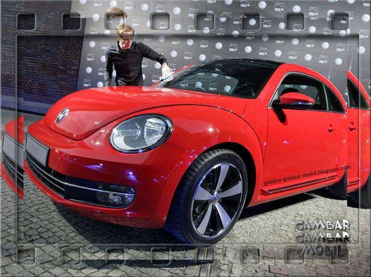 foto mobil vw beetle