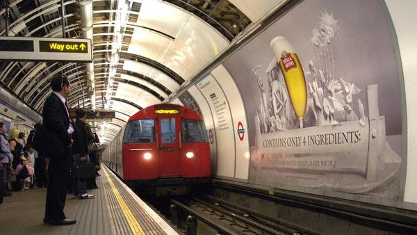 Exterion Media has won the £2bn 8 year contract to handle the advertising space on the London Underground. Exterion is going to install responsive digital screens in tube stations that will be able to carry different ad campaigns according to the time of the day in an attempt to target consumers more effectively.