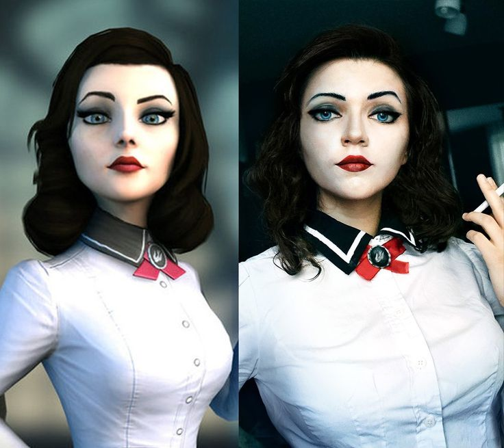 Elizabeth Cosplay Comparison http://bit.ly/2mvUxoF #gaming