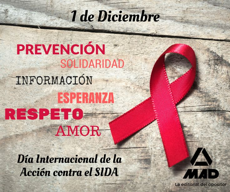 Día mundial de la lucha contra el VIH / SIDA