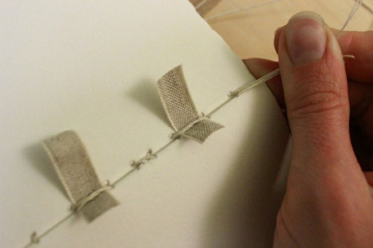 Bookbinding Tutorial by Jessica Greanleaf, via Lindsey Bugbee