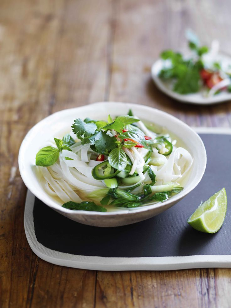 Prepare your palette for an explosion of hot, spicy, herby and sweet flavours in the delicious Vietnamese noodle soup, perfect for any meal.