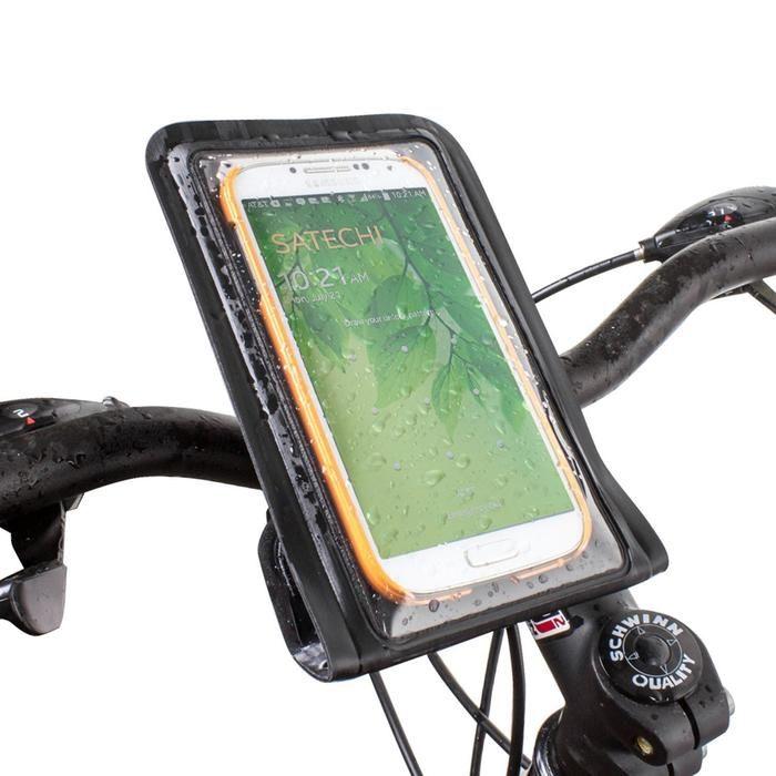 Pro Ridemate Bike Mount Waterproof Black Smartphone Mount