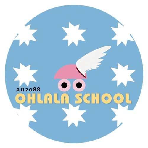 AD 2088, Ohlala School LOGO :)