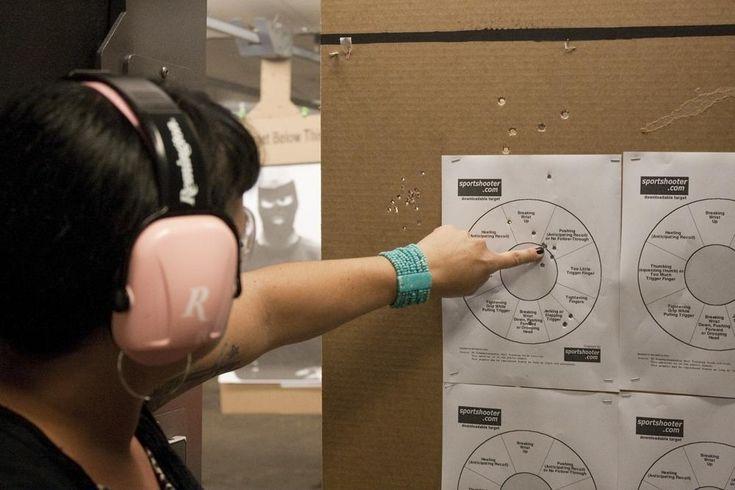 Free Shooting Diagnostics Targets.  Download the PDF, print, shoot, and correct.