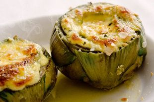 Artichoke with Baked BrieSauces Recipe, Sauce Recipes, Food, Artichokes Recipe, Brie Sauces, Baking Brie, Appetizers, Savory Recipe, Baked Brie