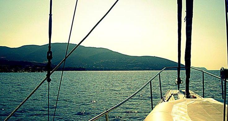 The sea in Sardaigne