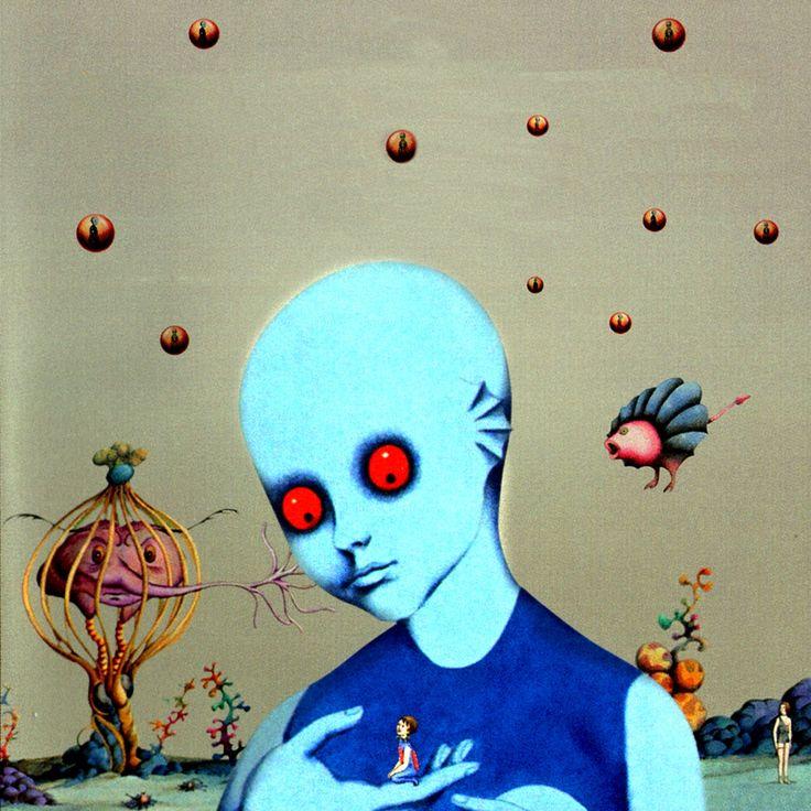 La Planète Sauvage Director: René Laloux, 1973 Illustration : Roland Topor