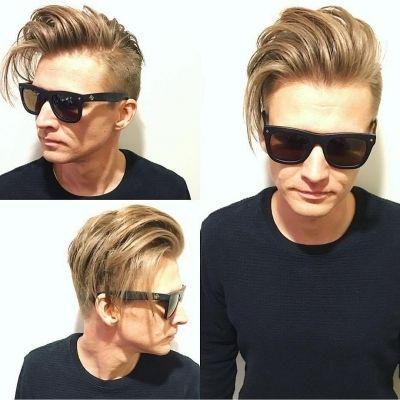Mens Undercut Hairstyles Photos