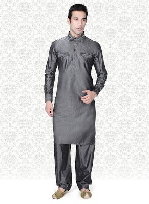 This is the image gallery of Latest Salwar Kameez Designs 2014 For Pakistani Men. You are currently viewing Double Pocket Pathani Salwar Kameez for Men. All other images from this gallery are given below. Give your comments in comments section about this. Also share stylehoster.com with your friends.  #menssalwarkameez, #pakistanifashion, #pakistanidresses,