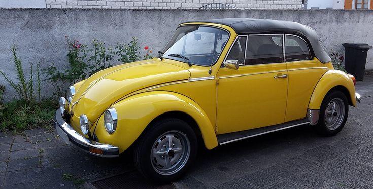 7 Tage VW Käfer mieten Schifferstadt #Volkswagen #motor #auto