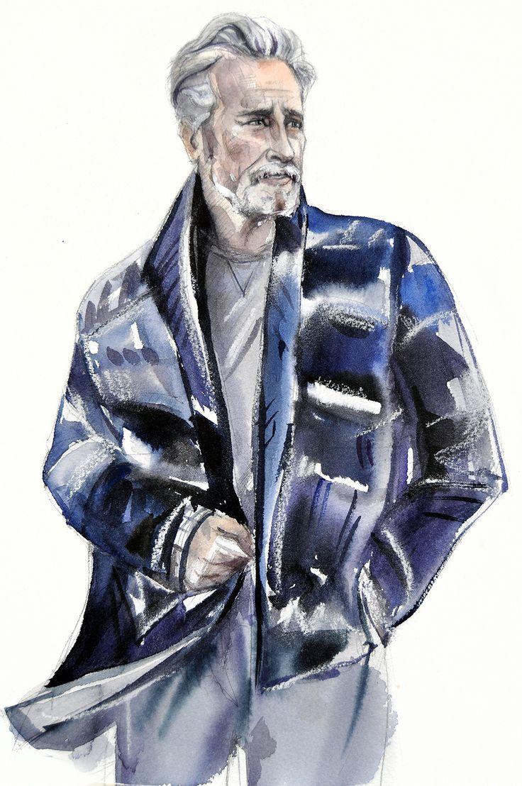 Ознакомьтесь с моим проектом @Behance: «Watercolor portrait Man's style» https://www.behance.net/gallery/58444193/Watercolor-portrait-Mans-style