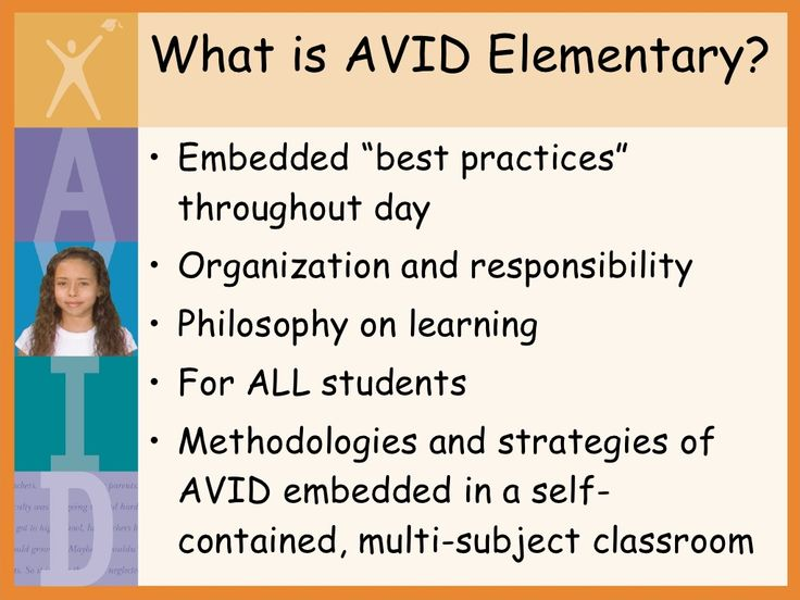 What is AVID Elementary? Presentation