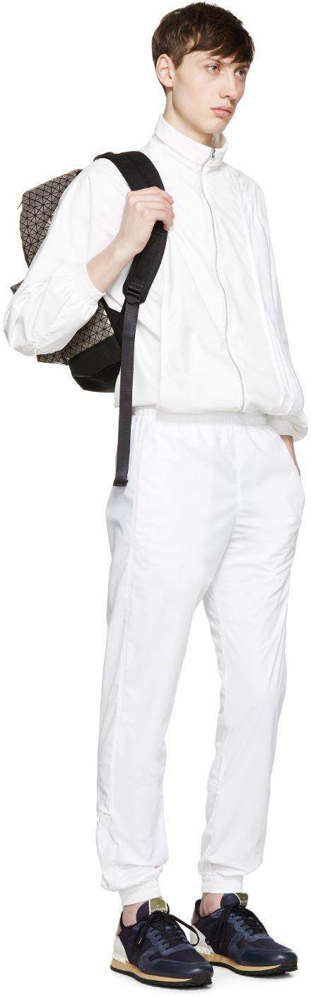 Cottweiler: Pantalon de survêtement blanc Pure | SSENSE
