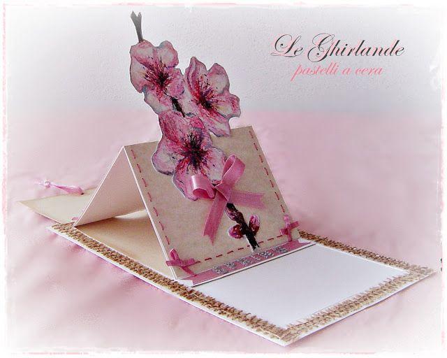Le Ghirlande: Card swap anticipando la primavera