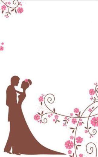 Dibujos para invitaciones de boda - Dibujos-para.com