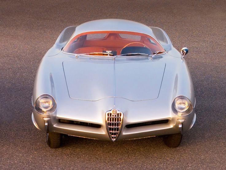 1953 Alfa Romeo Bertone BAT. @Deidra Brocké Wallace