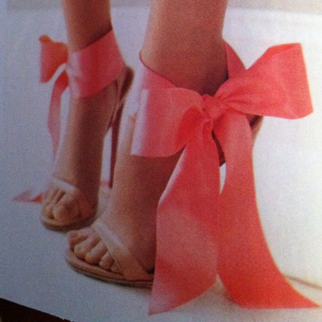 Diy Shoe Buy Cheap Shoes With Ankle Strap And Tie Ribbon
