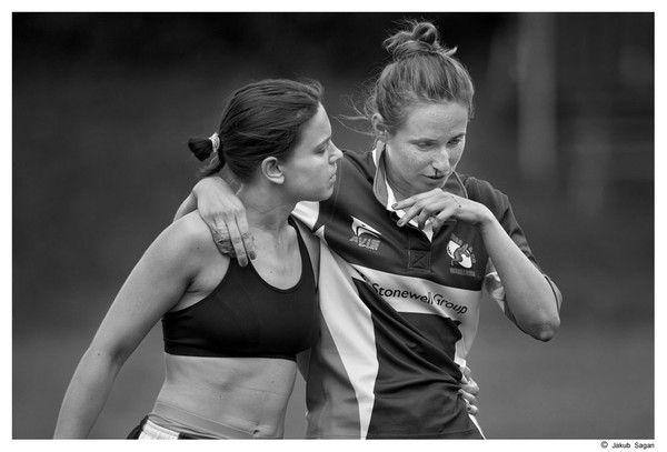 "Jakub Sagan ""Kobieca twarz rugby"""