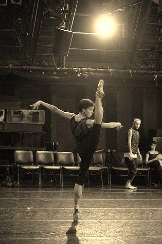 Natalia Osipova. Bolshoi Ballet.