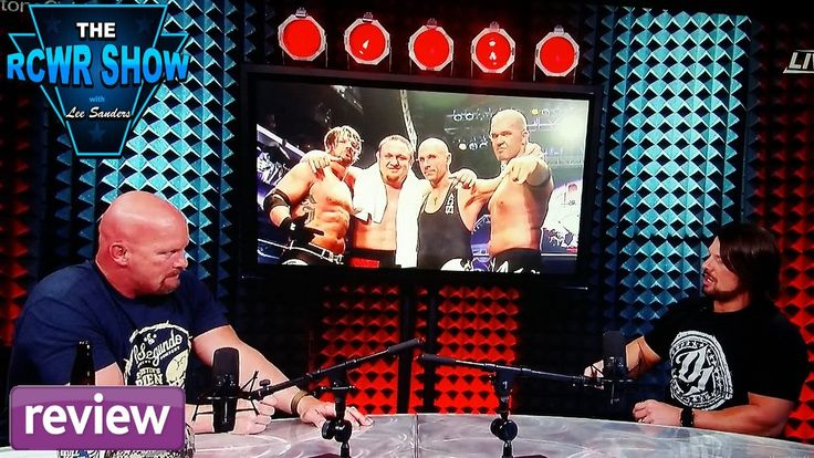 WWE Stone Cold Podcast with AJ Styles Review: A Must Watch for TNA Diehard! The RCWR Show