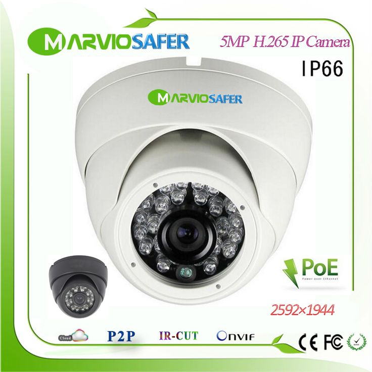 H.265/H.264 5MP 2942x1944 Full HD 1080P Dome Outdoor POE IP Network Camera CCTV Video Camara Security IP Cam Audio Onvif RTSP  EUR 41.34  Meer informatie  http://ift.tt/2fx1Ozd #aliexpress