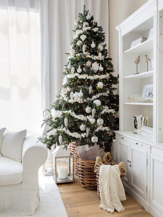 Kerst inspiratie. Voor meer kerstmis kijk eens op http://www.wonenonline.nl/interieur-inrichten/kerst-interieur-inspiratie/
