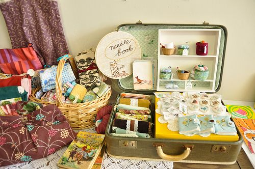 14 craft show display do's - from Indie Fixx