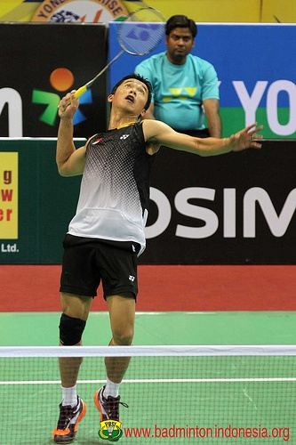 Taufik Hidaya - India Open Super Series 2013.