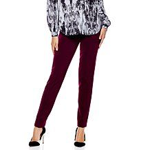 G by Giuliana Rancic Gabardine Pants with Seam Detail are an HSN Customer Pick!