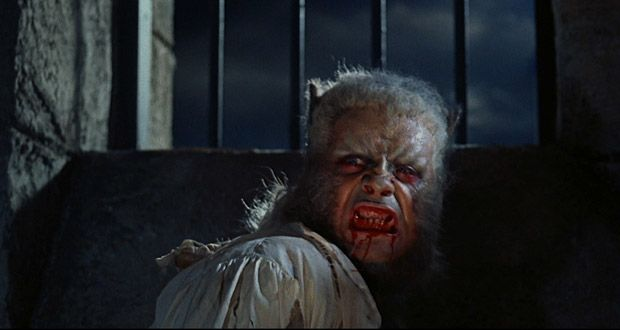 The Curse of the Werewolf (German Blu-Ray Review) | Diabolique Magazine