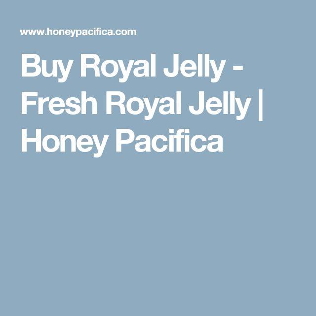 Buy Royal Jelly - Fresh Royal Jelly | Honey Pacifica