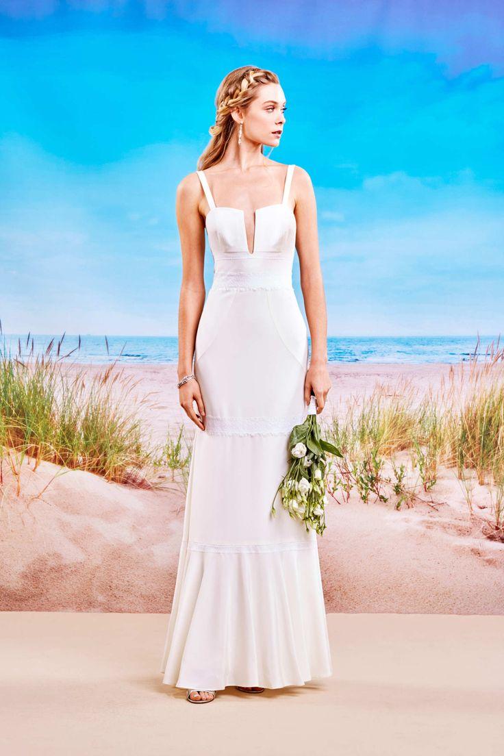 10 mejores imágenes de Nicole Miller Bridal Gowns available at ...